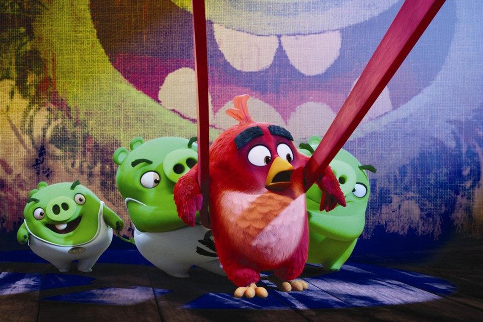 Игру Angry Birds и ее продолжения скачали на мобильные устройства более 3 млрд раз