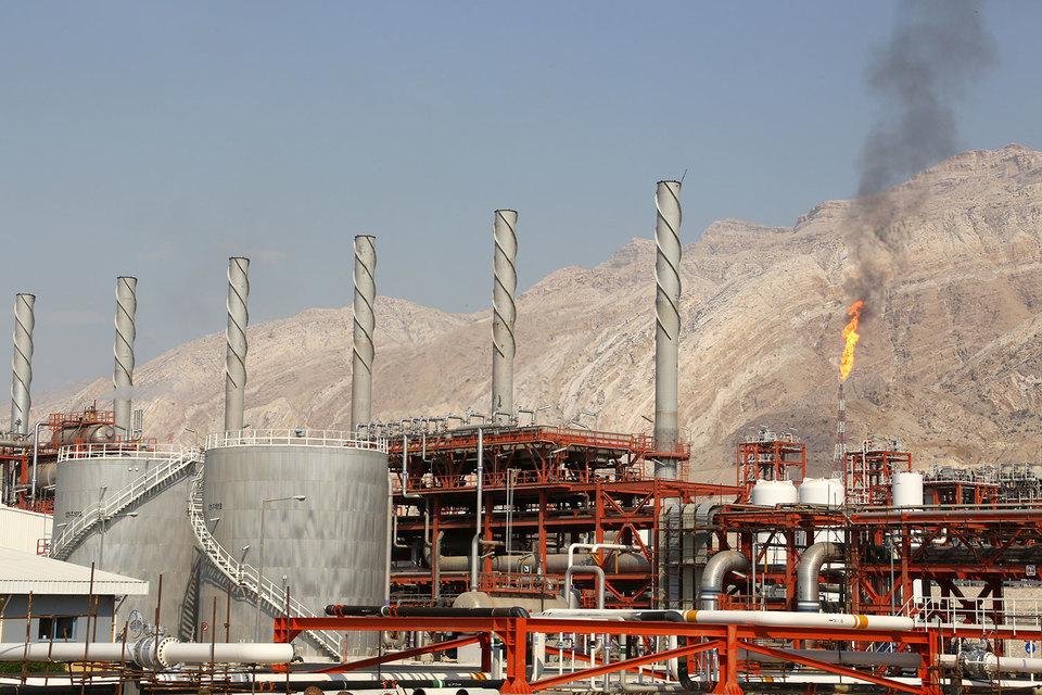 Иран увеличивает добычу и экспорт газа