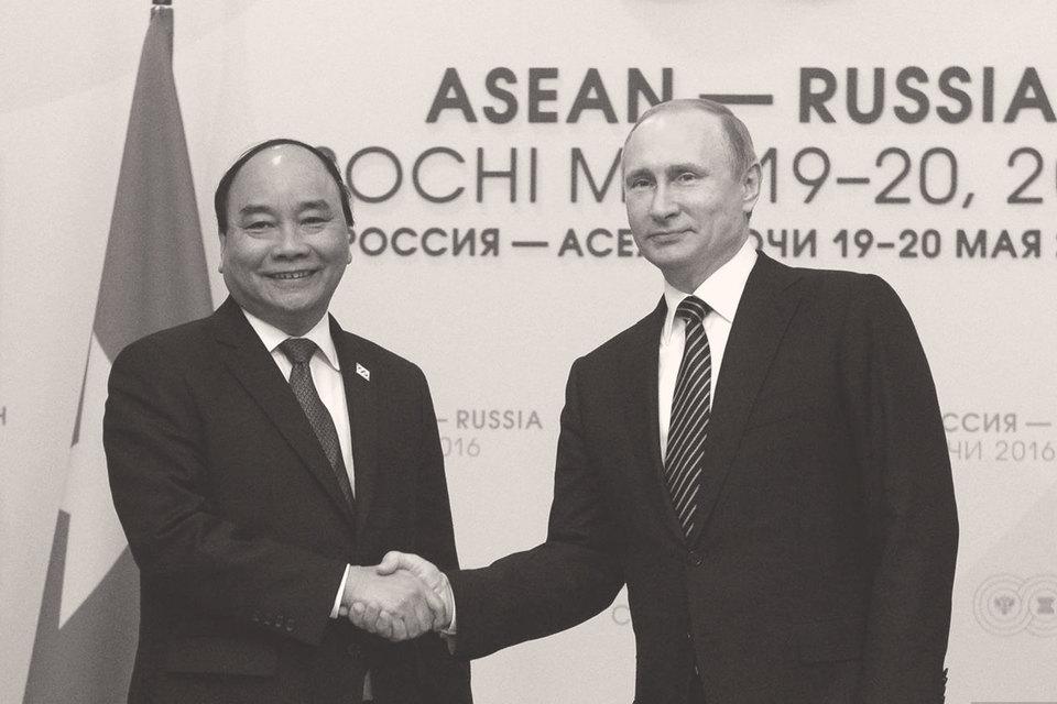 Вьетнам заинтересован в развитии политических связей с Россией