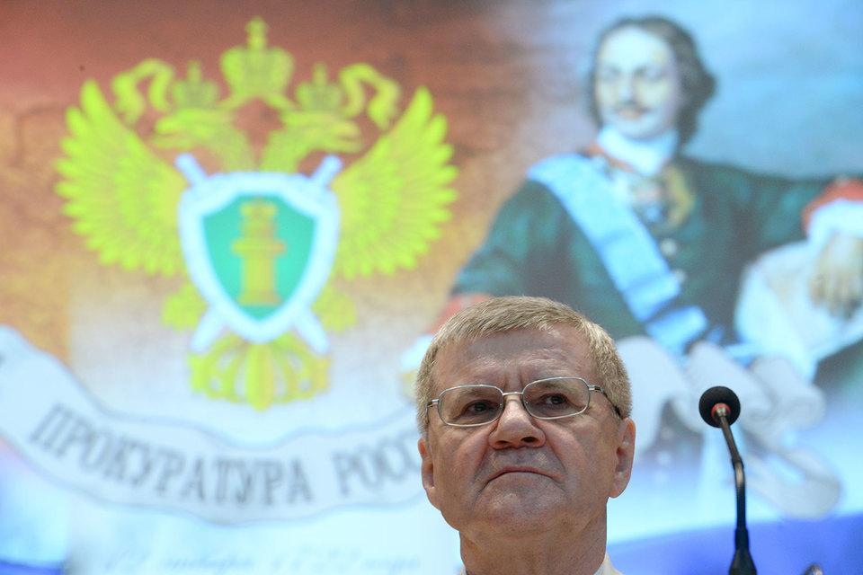 Юрию Чайке предложено остаться генпрокурором еще на пять лет