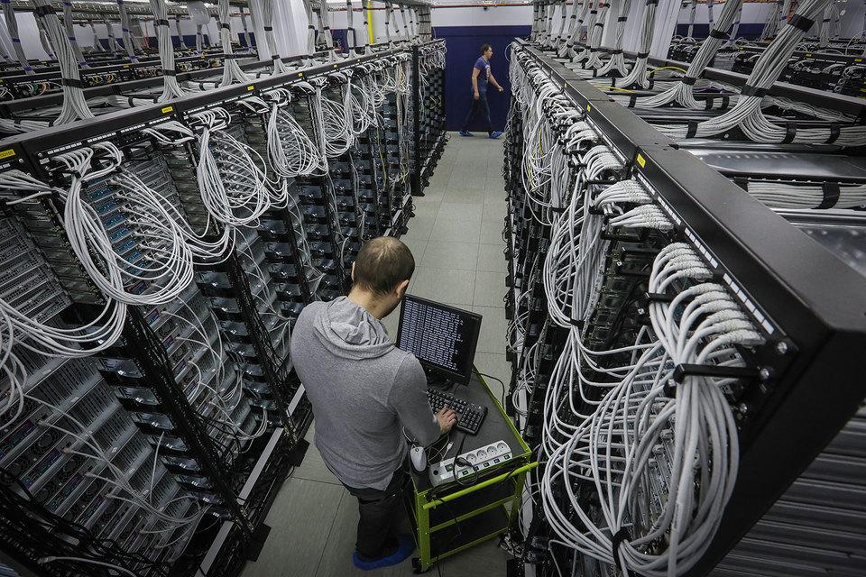 Чтобы хранить трехлетний трафик, операторам потребуются новые и новые дата-центры