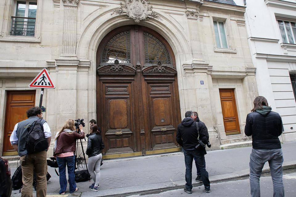 Налоговики пришли с обысками в офис Google в Париже