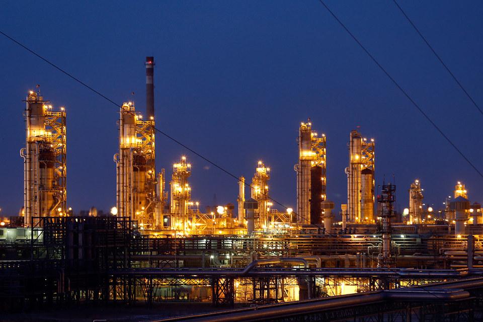 На Тенгизском месторождении сейчас добывается около 500 000 баррелей нефти в день
