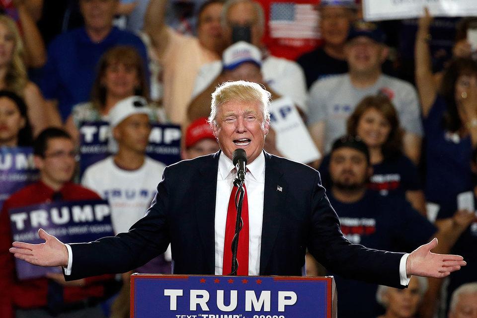 Дональд Трамп заработал кандидатский минимум