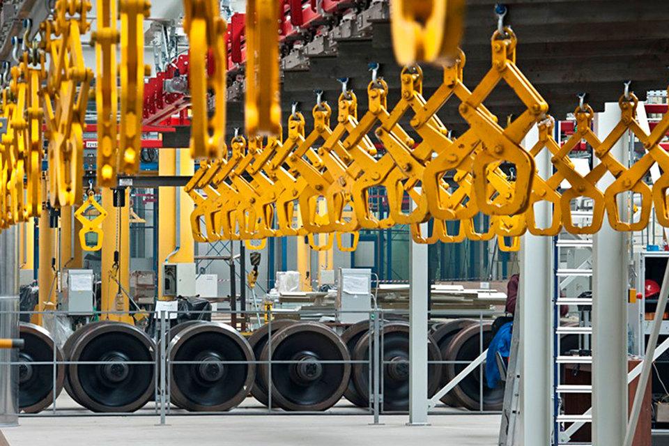 Объединенная вагонная компания продала акции на 5 млрд рублей