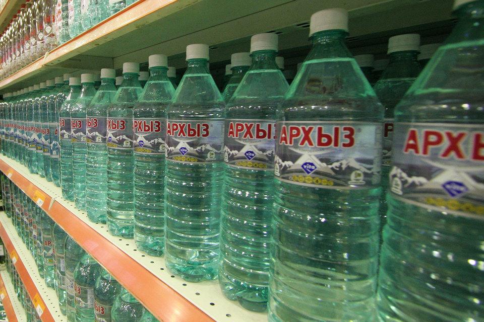 Сбербанк подал иск о банкротстве владельца производителя минеральной воды «Архыз»