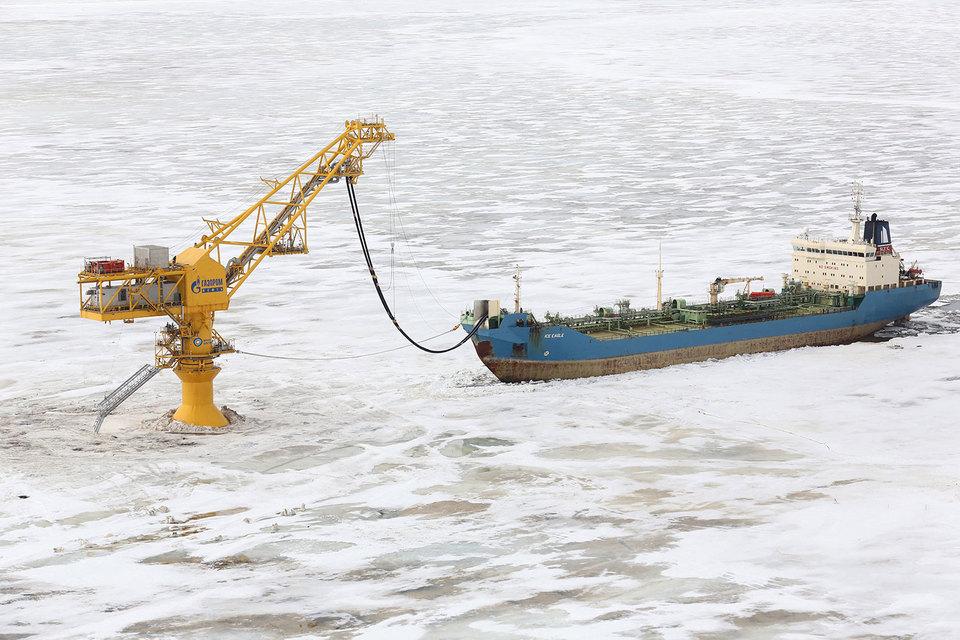 Уникальность в разработке Новопортовского месторождения есть – по мнению эксперта, это суровые  ямальские условия