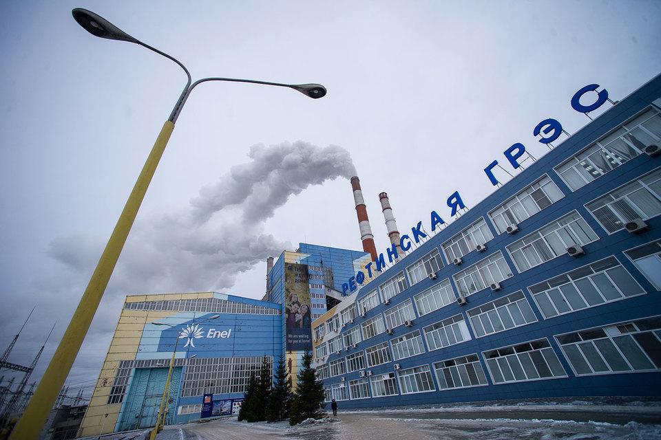 Рефтинская ГРЭС (мощность – 3,8 ГВт) расположена в Свердловской области