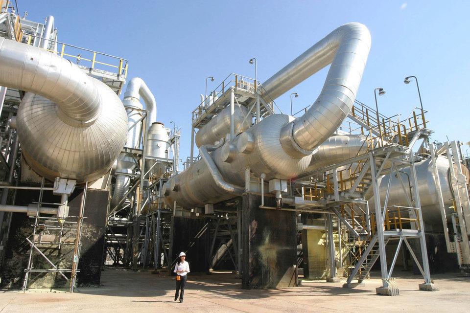 ТОО «Тенгизшевройл» было создано по соглашению правительства Казахстана и Chevron в 1993 г. для разработки месторождения Тенгиз