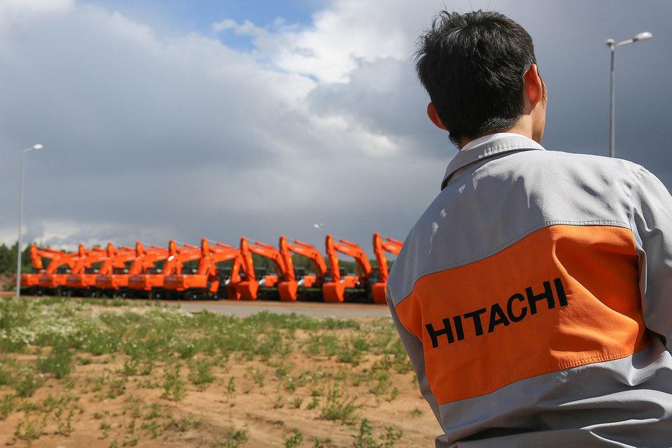 Российский завод Hitachi компенсирует потери от сократившегося вдвое местного рынка за счет экспорта