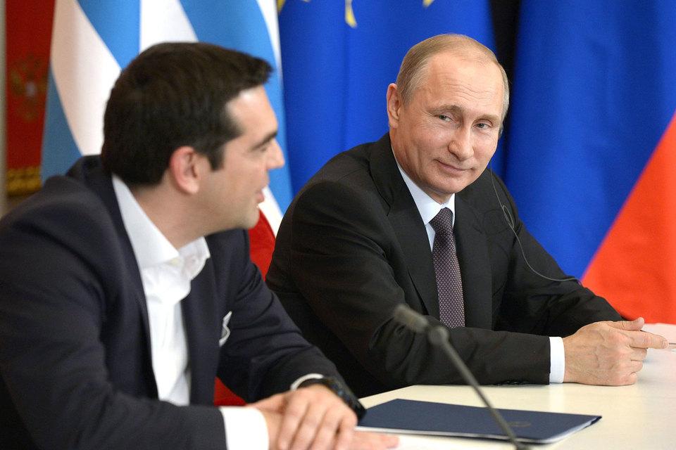 Греция – важный партнер России в Европе, нас объединяют православная культура и общие цивилизационные ценности, говорится в статье Путина для греческой газеты «Катимерини»