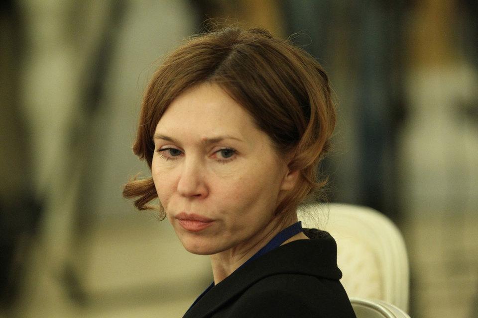 Лариса Каланда – второй топ-менеджер «Роснефти», который уходит из компании в этом году