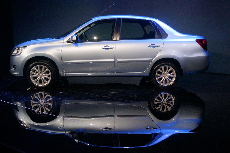 «АвтоВАЗ» не выпускал Datsun почти два месяца