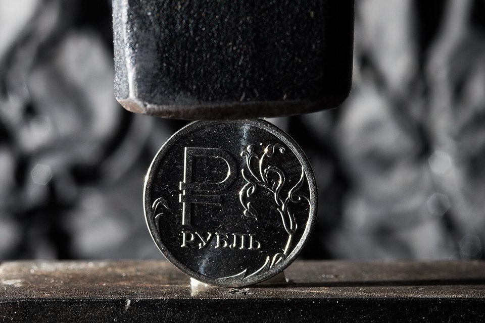 Дополнительное давление на рубль могут оказать выплаты внешнего долга