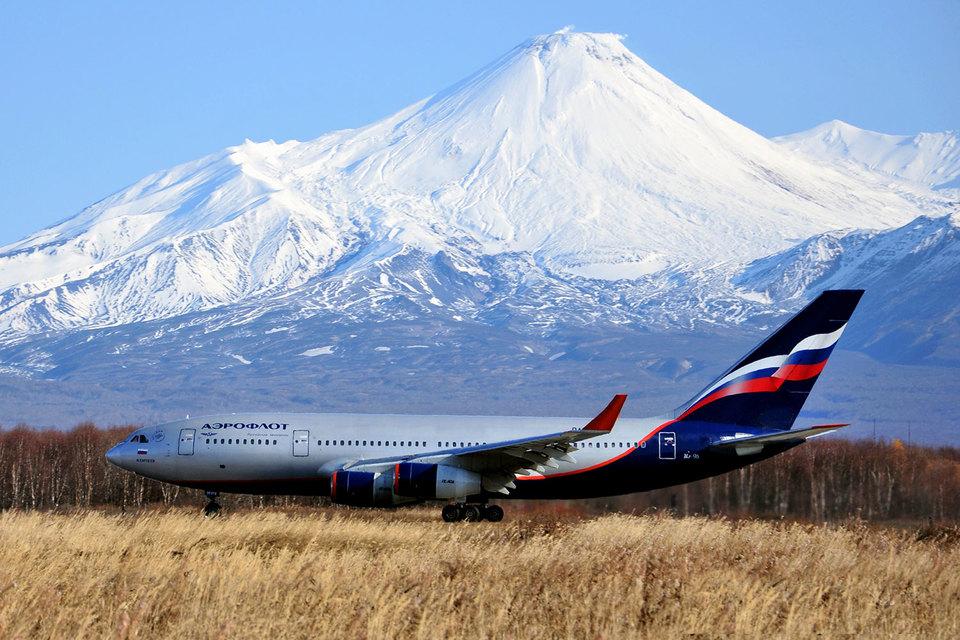 ОАК рассчитывает, что Ил-96 снова будет летать в ливрее «Аэрофлота»