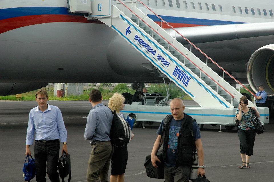 Аэропорт «Иркутск» – один из последних неприватизированных крупных аэропортов