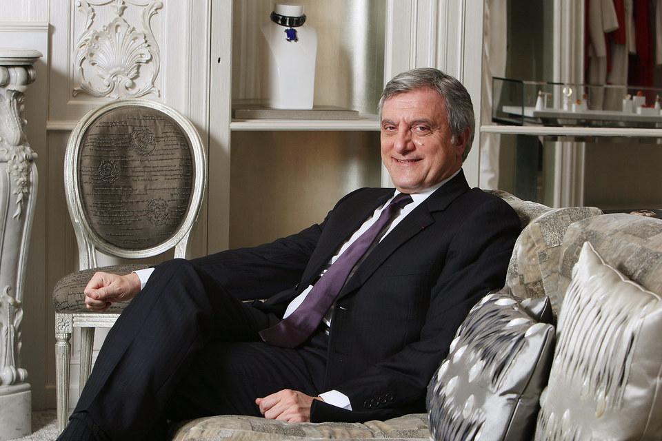 Генеральный директор Christian Dior и Christian Dior Couture Сидни Толедано