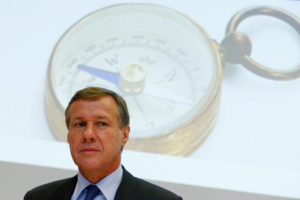 Мартин Зенн возглавлял Zurich пять лет