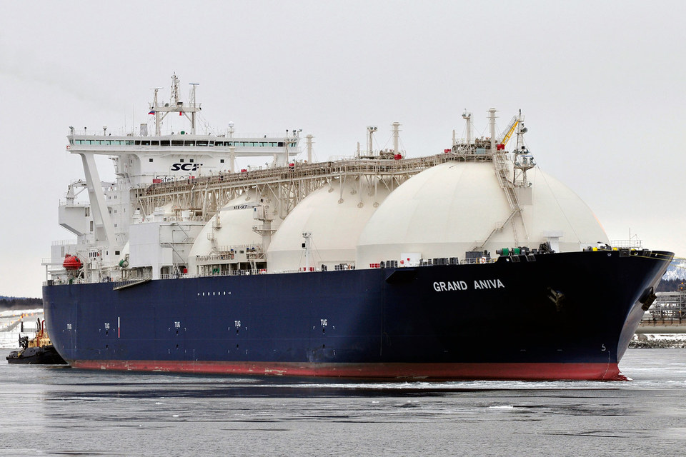 «Газпром» и Газпромбанк хотят заказать «Криогенмашу» технологию крупнотоннажного СПГ