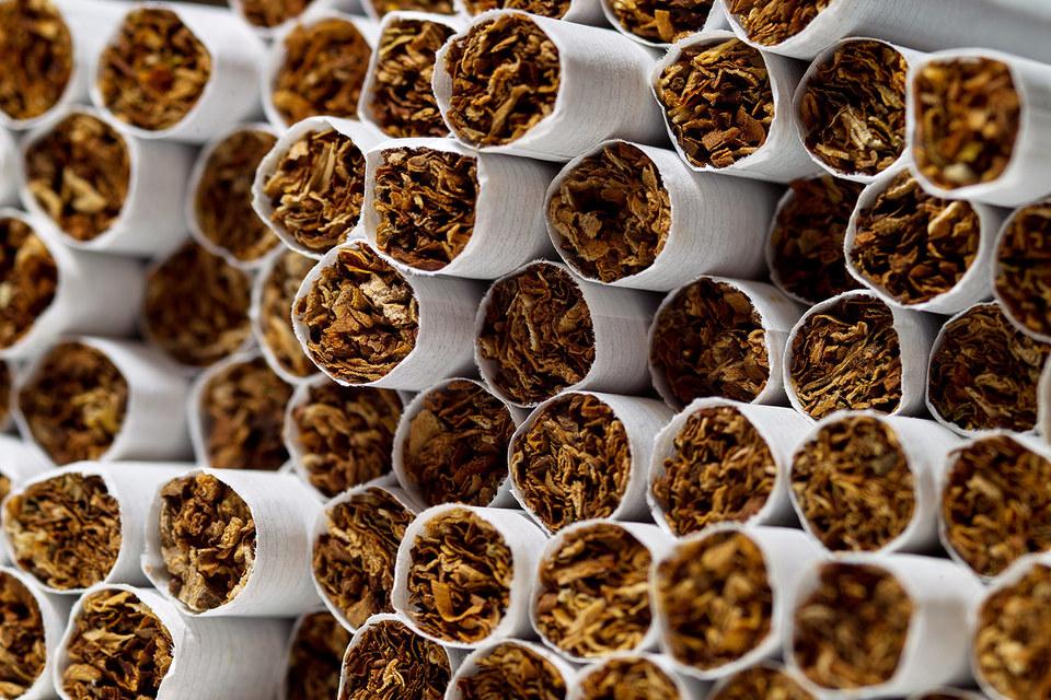 Все сигареты на одно лицо