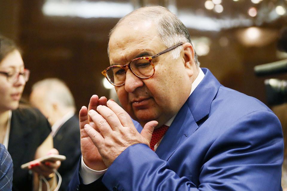 Компания Алишера Усманова намерена вложить 3,8 млрд руб. в апарт-комплекс напротив Воробьевых гор