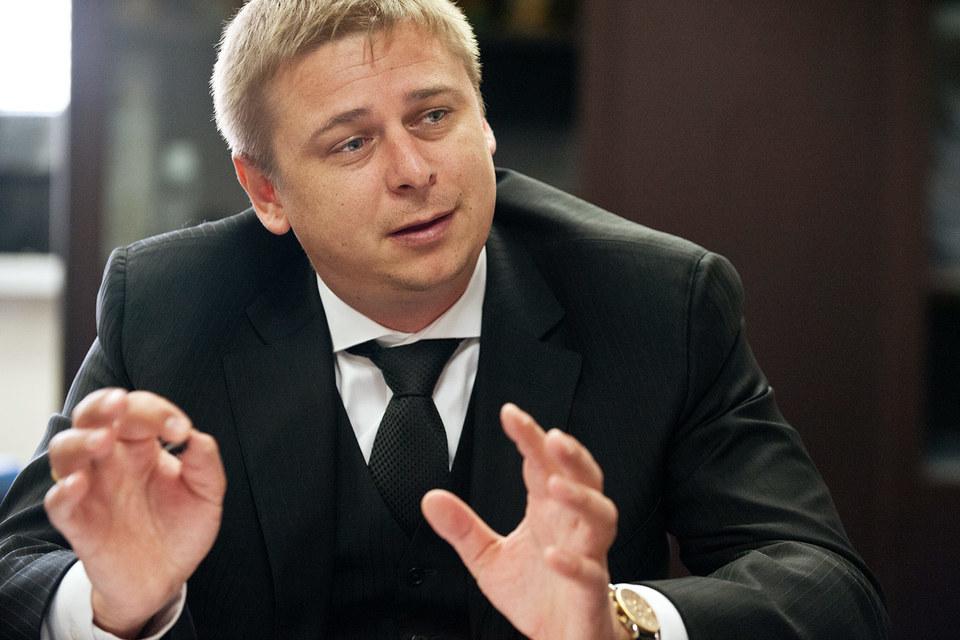 Президент и председатель правления АО «Лидер-инвест» Евгений Рубцов