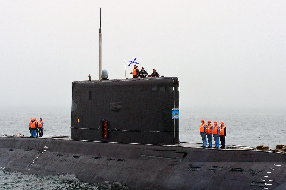 Тихоокеанские лодки проекта 877 самые старые и замена нужна как можно быстрее