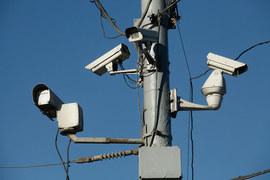 Структура ФСО будет обеспечивать работу 2059 видеокамер на дорогах Москвы