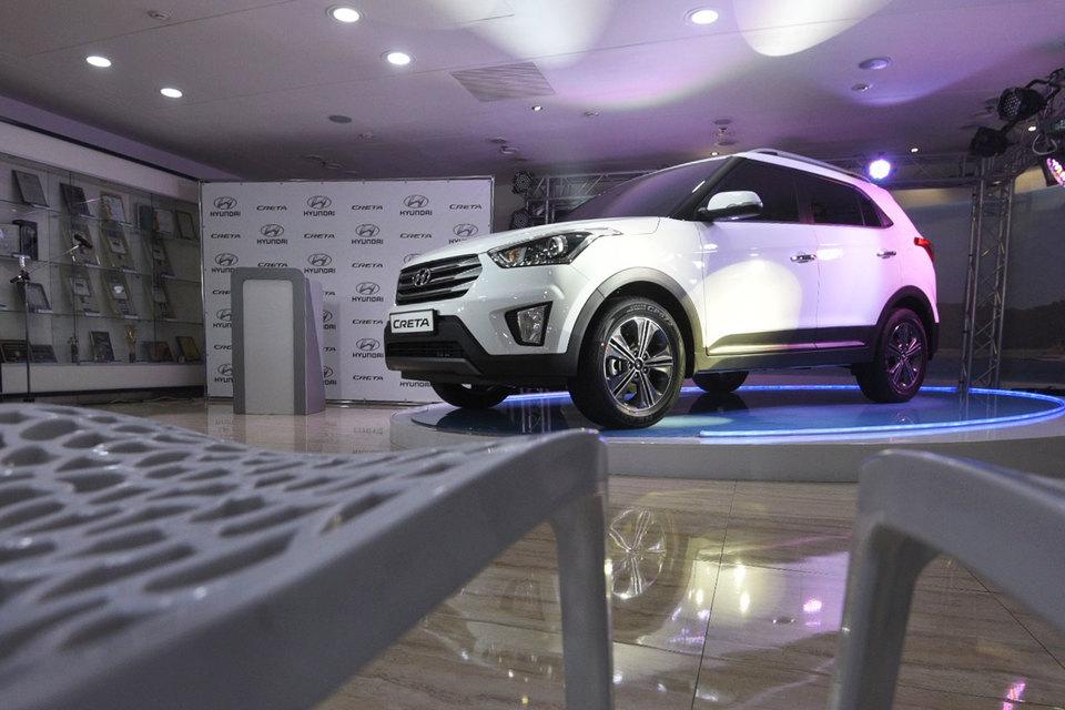 Завод Hyundai в Петербурге начнет серийное производство Creta 1 августа