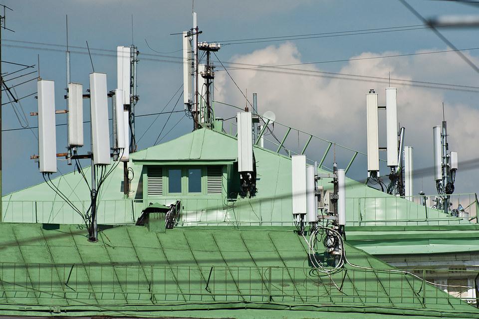 Операторы смогут чаще размещать оборудование на крышах городских и федеральных зданий