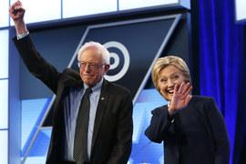 Хиллари Клинтон желает объединить силы со своим соперником Берни Сандерсом в борьбе с республиканцами