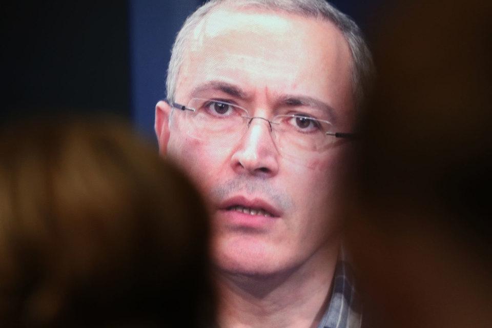 Михаил Ходорковский представил 24 кандидата «Открытой России», которые будут участвовать в выборах в Госдуму и Законодательное собрание Санкт-Петербурга