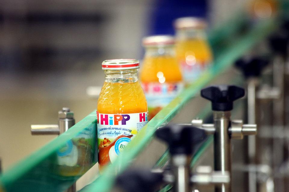 HiPP возобновит работу российского завода под Калининградом