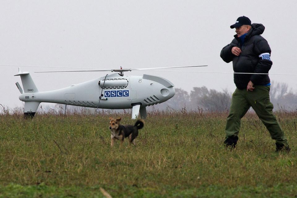 Миссия ОБСЕ в Донбассе потеряла все свои беспилотники