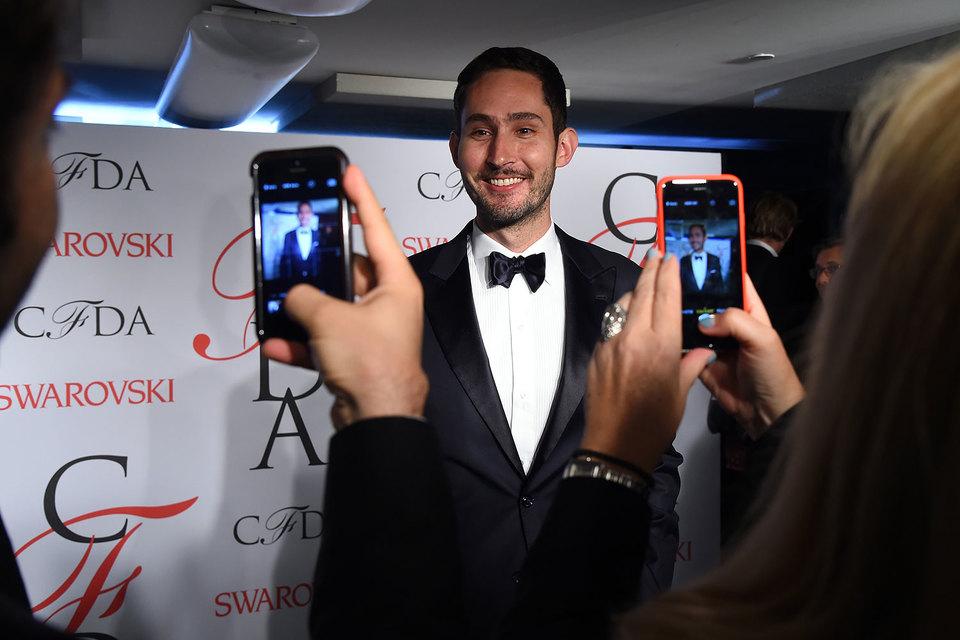 Основатель и генеральный директор Instagram Кевин Систром