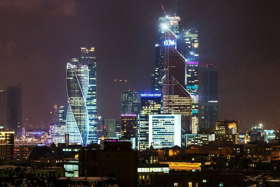 Москва опустилась на 18 место в рейтинге глобальных городов