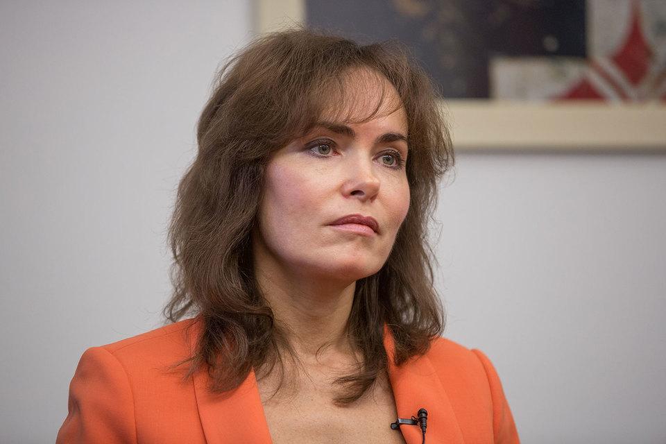 Председатель правления ООО «Ю би эс банк» Елена Титова