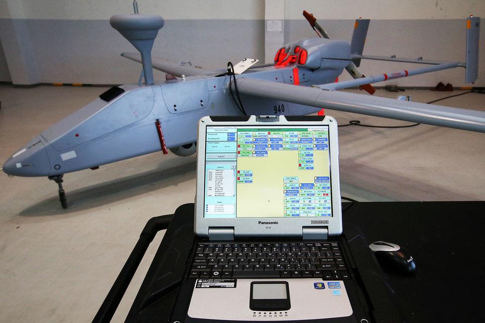 Модернизация и локализация беспилотного комплекса «Форпост» заявлялись в планах УЗГА еще несколько лет назад