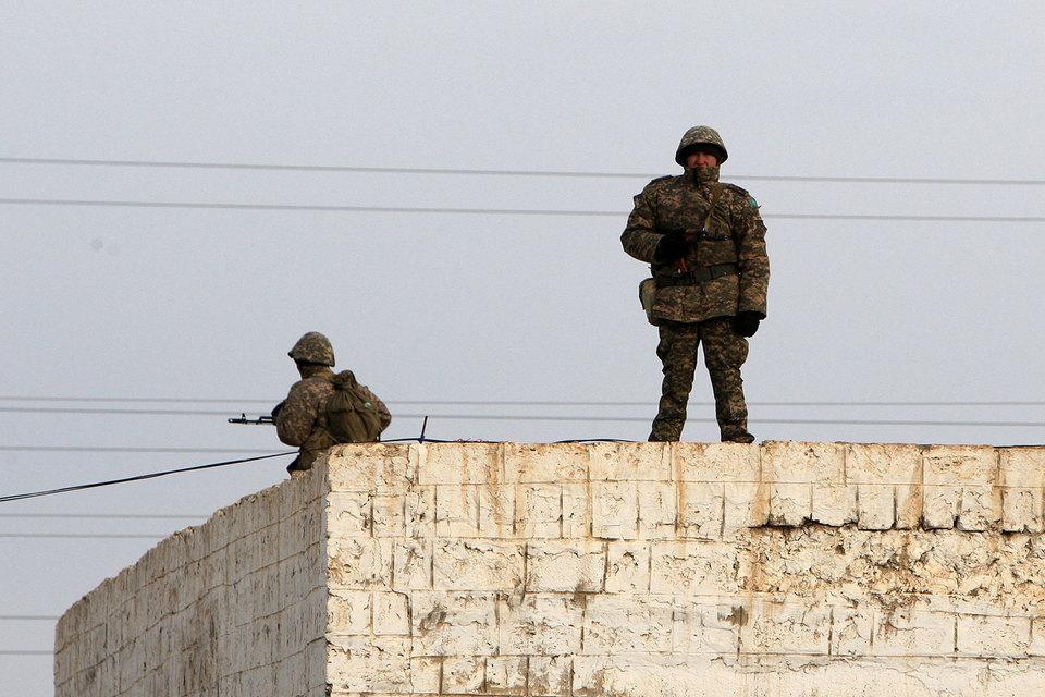 События в Актобе признаны террористическим актом, в стране в понедельник на 40 дней был введен «желтый» уровень террористической угрозы