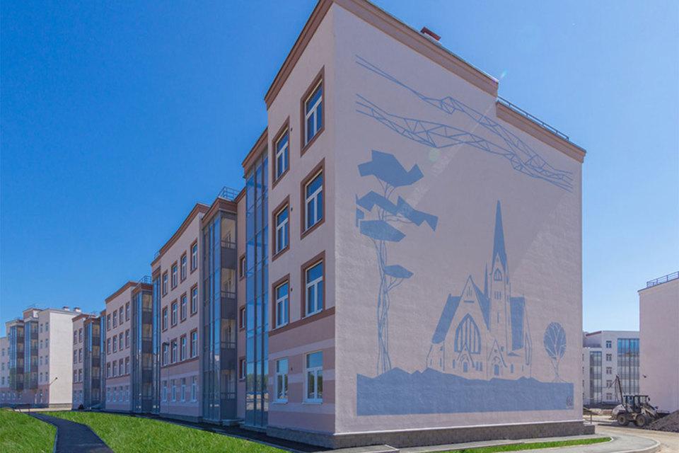 Малоэтажный проект «Новое Сертолово» предполагает строительство на 58 га почти 250 000 кв. м жилья, школы и двух детских садов