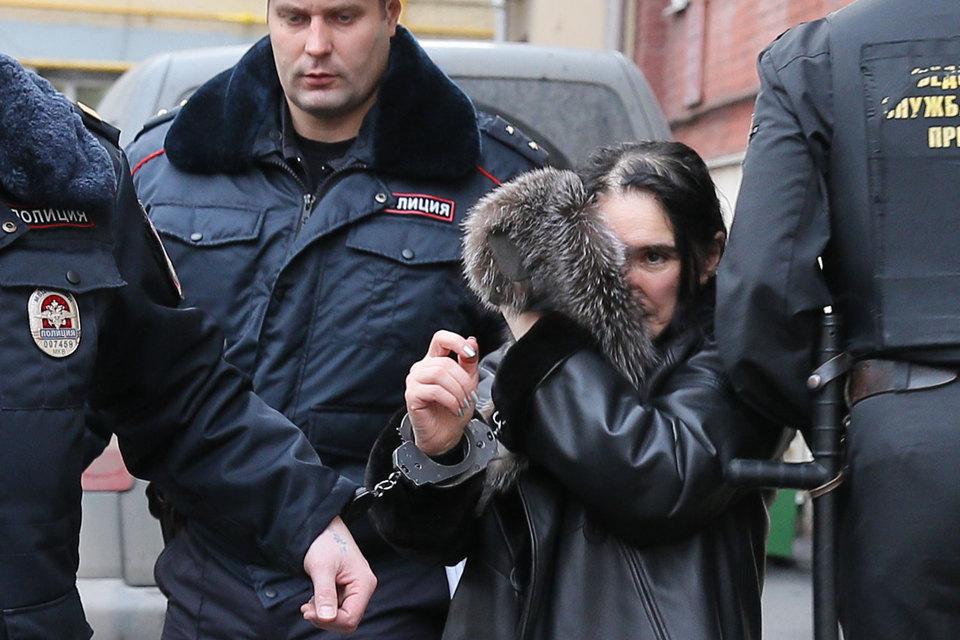 «ВТБ 24» подал иск о признании банкротом Ларисы Маркус – совладелицы и бывшего президента Внешпромбанка, арестованной по обвинению в хищении
