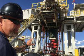 На сланцевом месторождении Permian Basin в Техасе продолжаются активные работы по бурению и добыче нефти