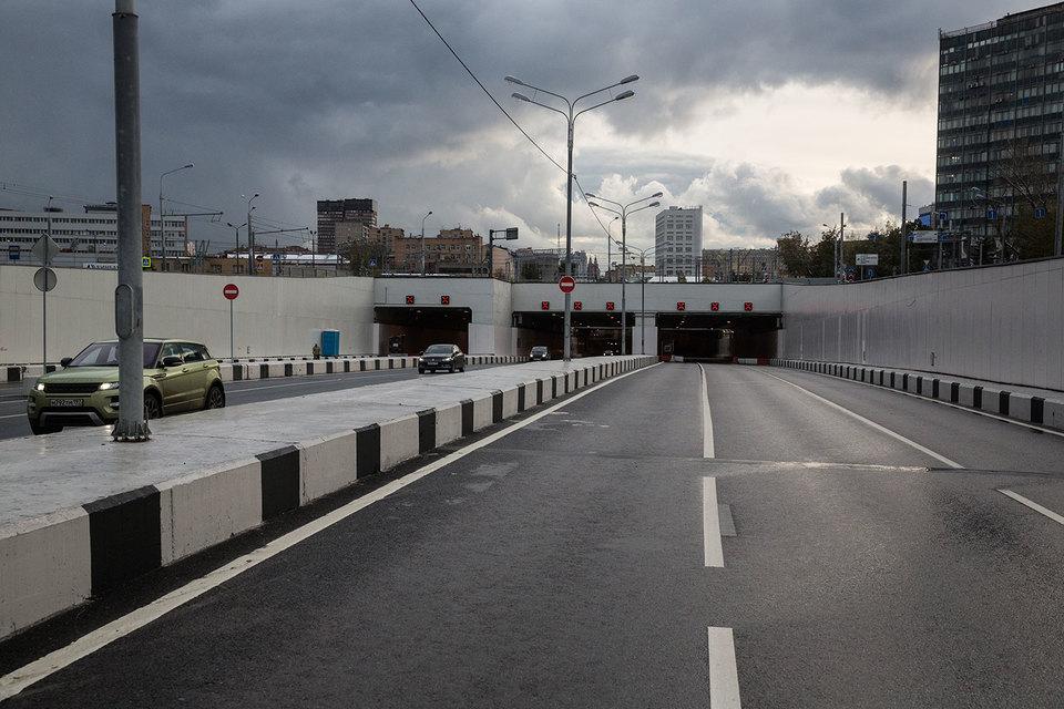 Вместо НПО «Космос» Алабяно-Балтийский тоннель достраивал «Мосинжпроект»