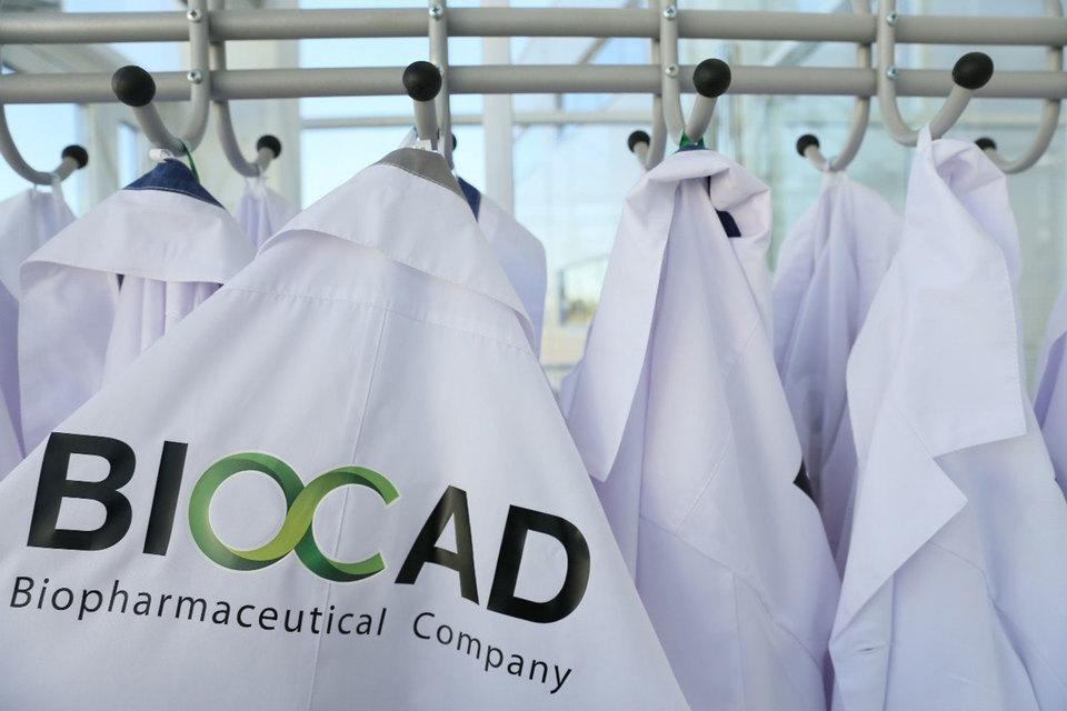 Российский производитель лекарств «Биокад» подал в США иск к Roche