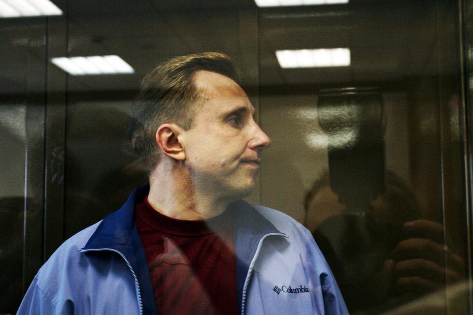Бывший сотрудник службы безопасности ЮКОСа Алексей Пичугин