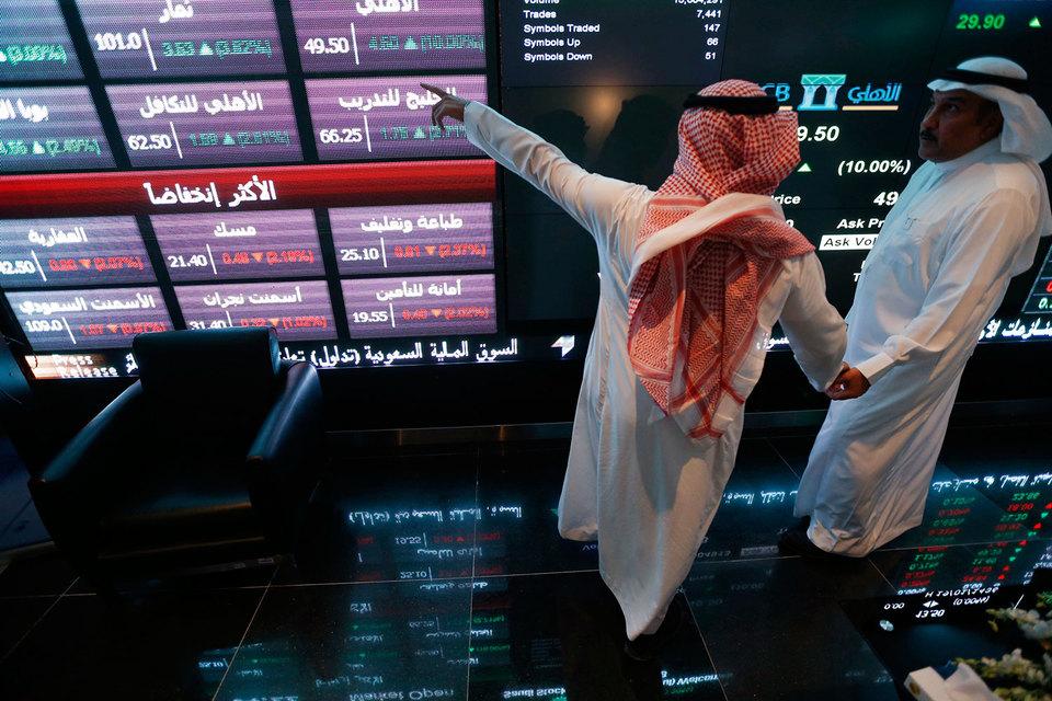 Эр-Рияд может разместить на международных биржах около 5% акций Saudi Aramco