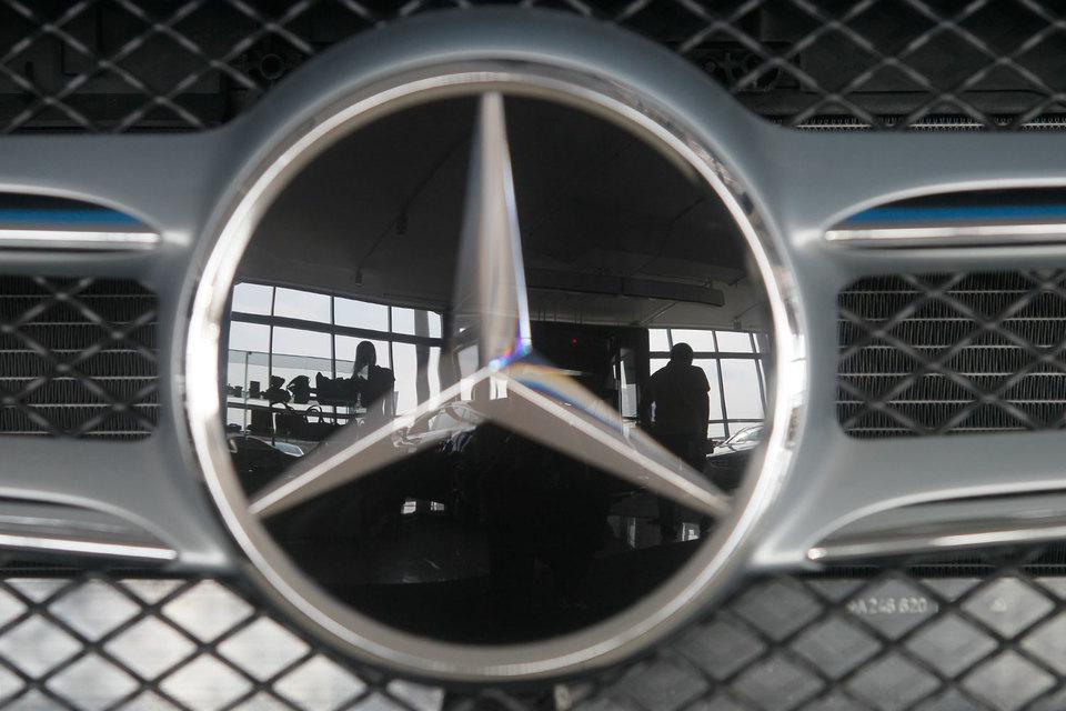 Mercedes-Benz может построить завод в Московской области