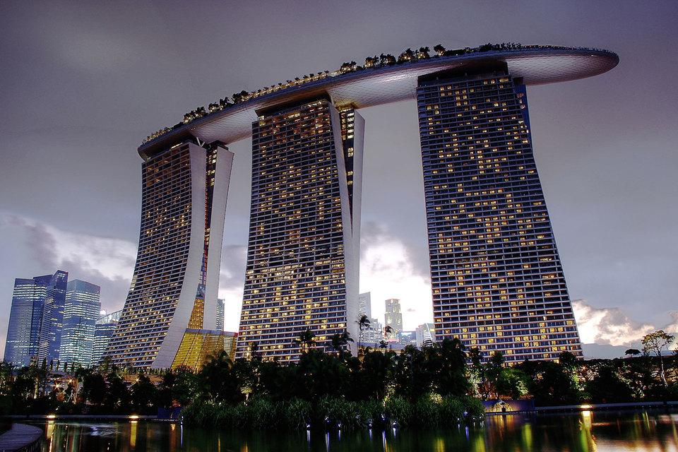 Сингапур может стать вторым по величине офшорным центром