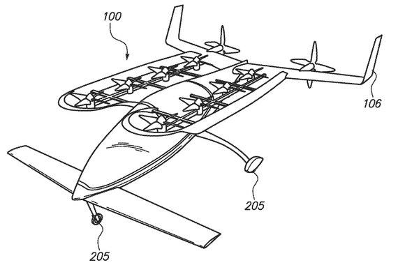 normal 1djd Сооснователь Google хочет создать летающие автомобили