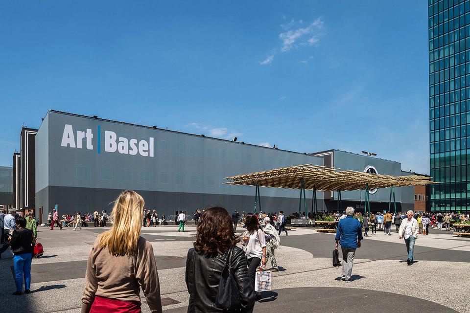 Базельскую ярмарку знатоки не пропустят